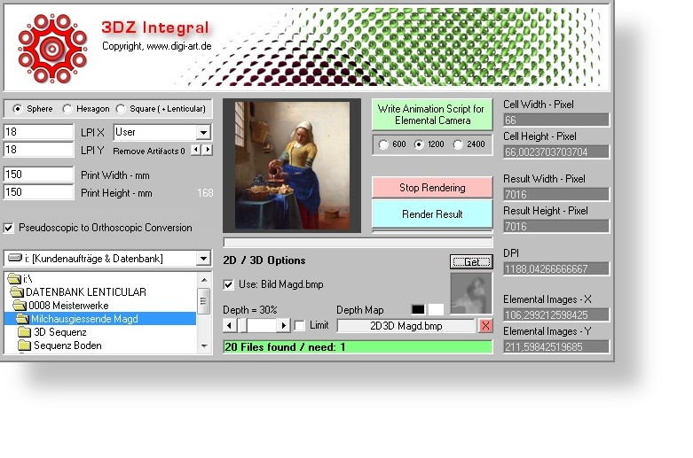 Integral Fotografie